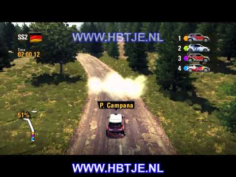 WRC Powerslide career part 5 (easy)