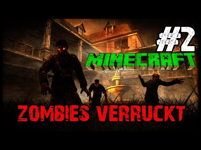 Minecraft Zombies on Zombies Verruckt - Stammin'-Up & Post-Game Shennanigans (Part 2)