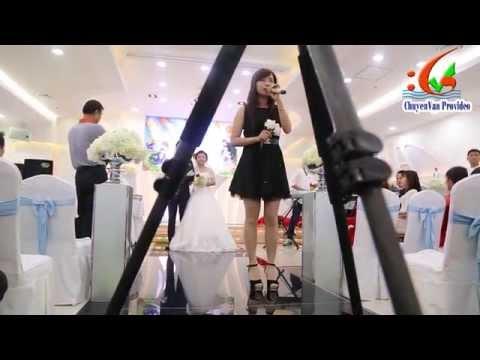 Gái xinh hát đám cưới như ca sỹ - Về miền tây - Diễm Trang
