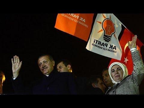 Turkish PM Tayyip Erdogan defiant