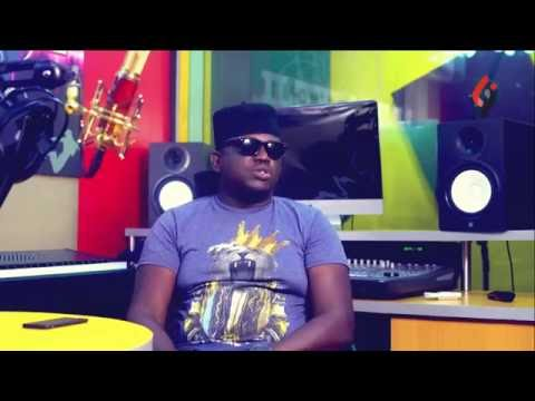 Buzz'r: IllBliss Freestyles at Linda Ikeji Studios