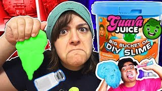 DON'T BUY! 11 REASONS GUAVA JUICE SLIME Kit is NOT worth it SaltEcrafter #25