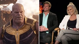 """Avengers: Infinity War"" cast dishes on Batista's acting chops"