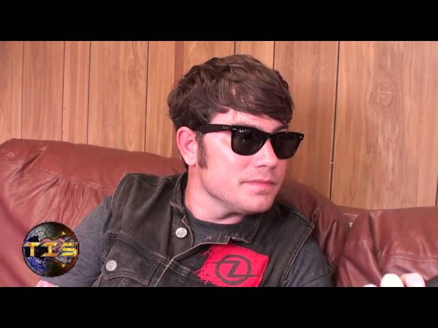 Hawthorne Heights talk Illuminati, ET's, Selling Your Soul, Marijuana, 1984 and more w/TISTV