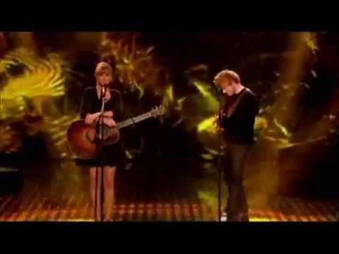 Everything has Changed   Taylor Swift ft  Ed Sheeran en español (en vivo)
