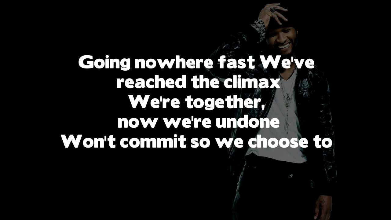 make that money usher lyrics