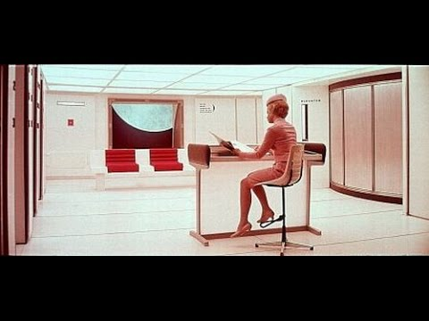 2001: A Space Odyssey (1968) HD Animated Trailer