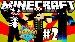 Encontro com Feromonas e Jarvas =] -  A ERA DO FUTURO #2