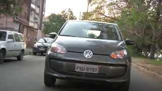 TEST DRIVE VW UP! (2 PORTAS)