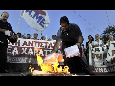 Portfolio: Preparing for Greece's Failure