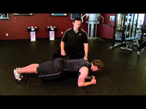 Prone Planks - Baseball Exercises - Core Exercises - strength workouts