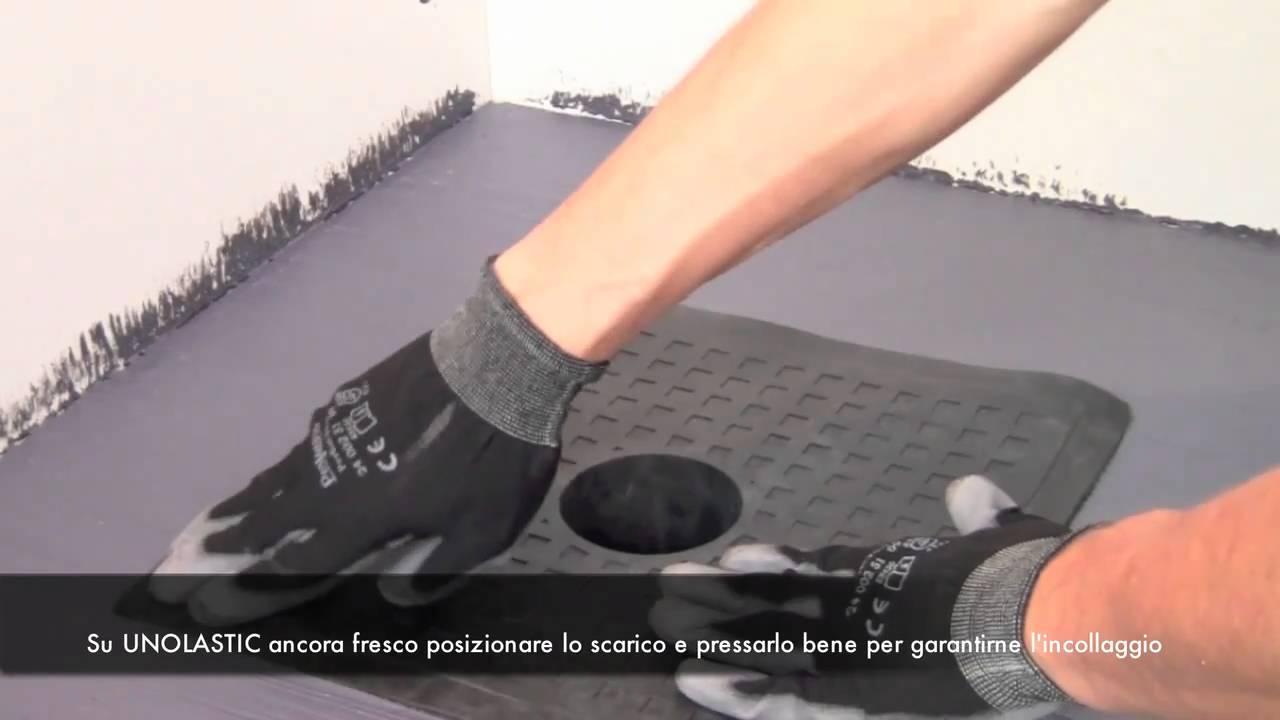 Doccia Pavimento Impermeabilizzazione ~ FaTuA.NeT for .