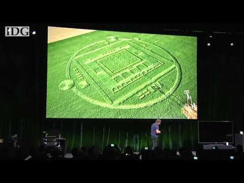 CES 2014: California crop circle was Nvidia marketing stunt