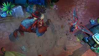LoL Gnar Gameplay The Missing Link! (League Of Legends
