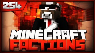 Minecraft FACTION Server Lets Play - ENDERCHEST RAID (Part 1/2) - Ep. 254 ( Minecraft Factions PvP )