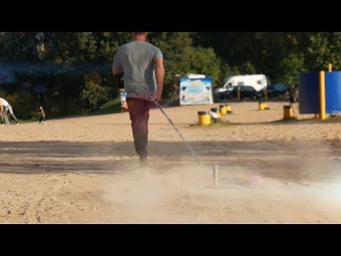 Sled Sprint on Sand?