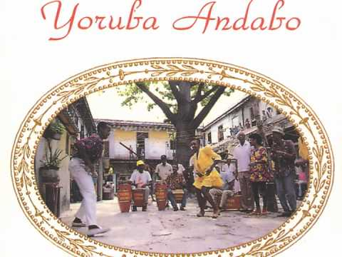 Yoruba Andabo - El Callejon De Los Rumberos - Columbia Andilanga