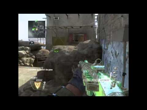 Kid Corruption - Black Ops II Game Clip