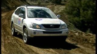 Verbrauchs-Test Lexus RX 400h videos