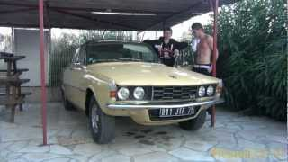 Rover 3500 V8 - Walkaround (Many Details), Details, Engine Start & Revs