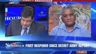 The Newshour Direct: V K Singh Full Debate