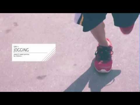 Sweat & Sweet - Jogging