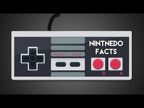 Top 10 Nintendo Facts