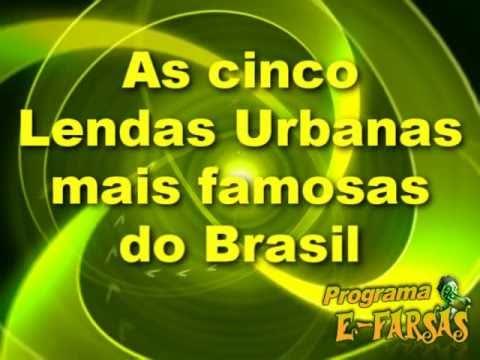 E-ranking As maiores Lendas Urbanas do Brasil! E-farsas.com