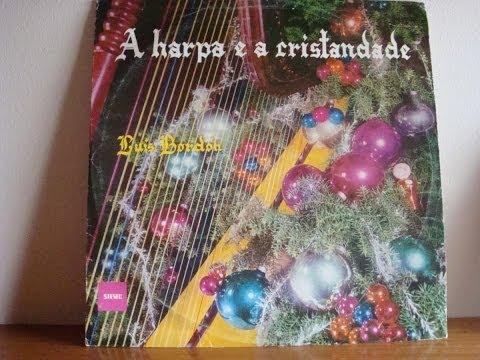 CD Completo:  Cd de Natal - Harpa e Cristandade de  Luiz Bordon