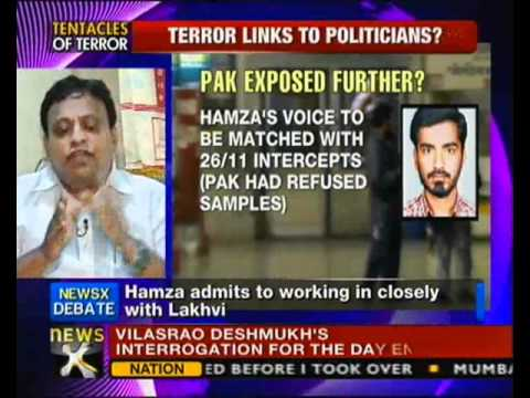 NewsX@9: Key 26/11 handler Abu Hamza's control room in Karachi - NewsX