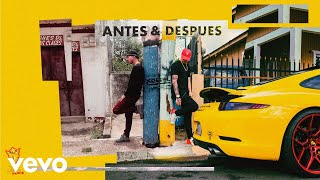 Trap Capos, Noriel - Antes y Después (Audio)