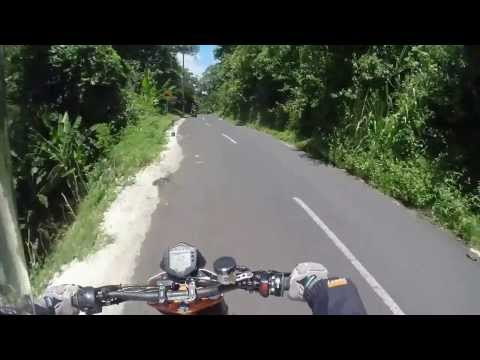 KTM Duke on Cikidang West Java , Indonesian TT