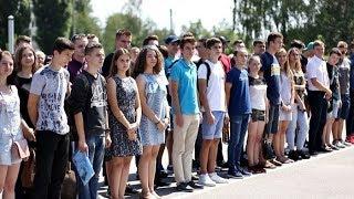 Ректор ХНУВС привітав молодь із вступом до вишу