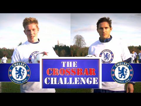 Soccer AM - Crossbar Challenge - Chelsea
