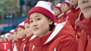 The North Korean Olympic Cheerleaders: Things You Should Know