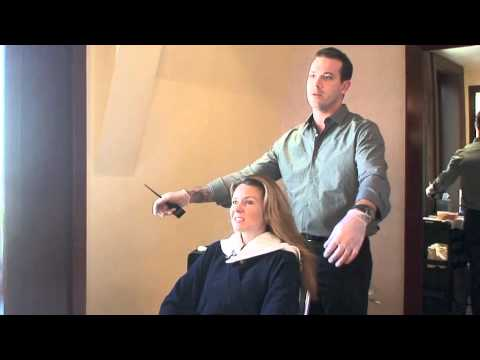 Highlight and color your hair at john barrett salon - Bergdorf goodman salon ...