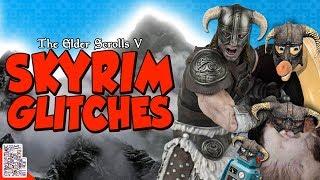 The Glitch Dimension - Glitches in Skyrim (PC) - DPadGamer