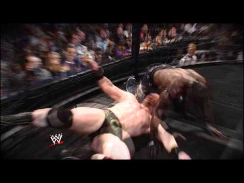 Abu Dhabi Sports - WWE Elimination Chamber 24th Feb 2014