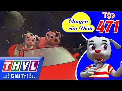 THVL | Chuyện của Đốm - Tập 471: Bão rác vũ trụ | FULL HD
