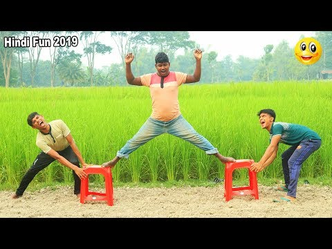 Indian New funny Video😄-😅Hindi Comedy Videos 2019-Episode-2--Indian Fun || ME Tv