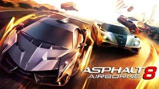 Asphalt 8: Airborne Gameplay Pe Nokia Lumia 1520 (Jocuri