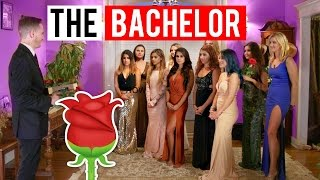 How Girls Act on the Bachelor