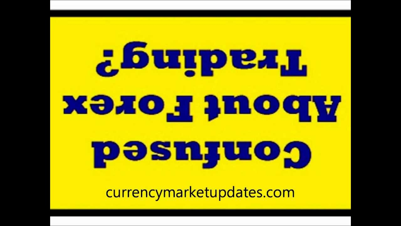 Forex trading terminology jargon