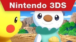 Nintendo 3DS - Pokémon Mystery Dungeon: Gates to Infinity Animation Special Part 1