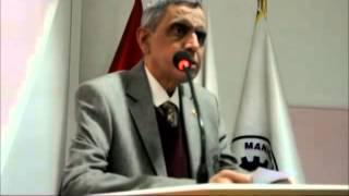 Manisa TSO Başkanı Bülent Koşmaz'ın tarihe geçen Meclis konuşması