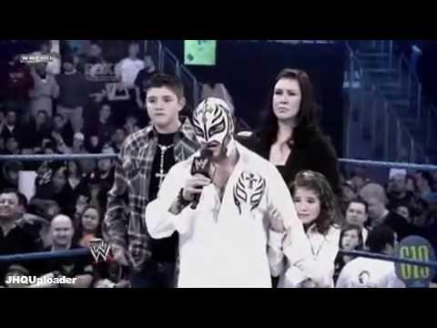 WrestleMania 26 -- CM Punk vs Rey Mysterio Promo