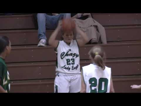 Chazy - ELCS JV Girls 1-5-11