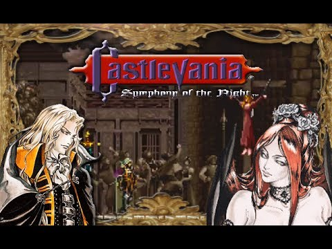 Succubus e Gold Ring - Castlevania Symphony of the Night SOTN - PS1 - Português BR