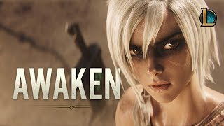 League of Legends - Awaken - video