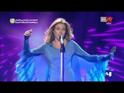 Arabs Got Talent - النصف نهائيات - جينيفر جراوت